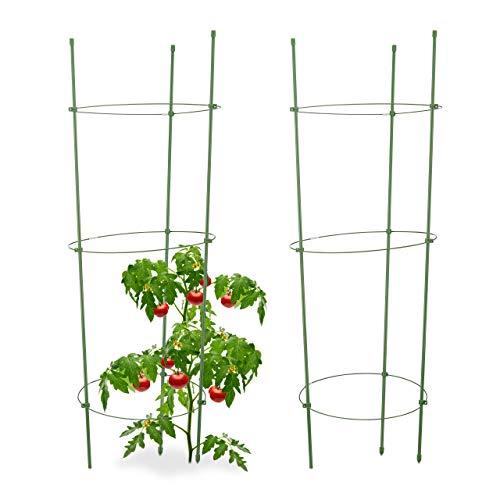 Relaxdays -   Rankhilfe Tomaten,