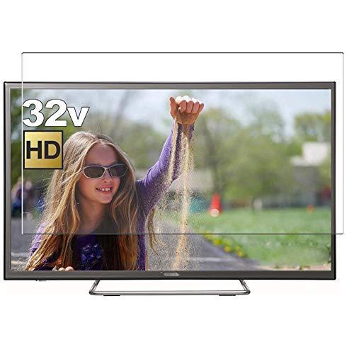 Vaxson 2-Pack Anti Luce Blu TPU Pellicola Protettiva, compatibile con Panasonic 32  LCD TV VIERA TH-32ES500-S, Screen Protector Film [ Non Vetro Temperato ]