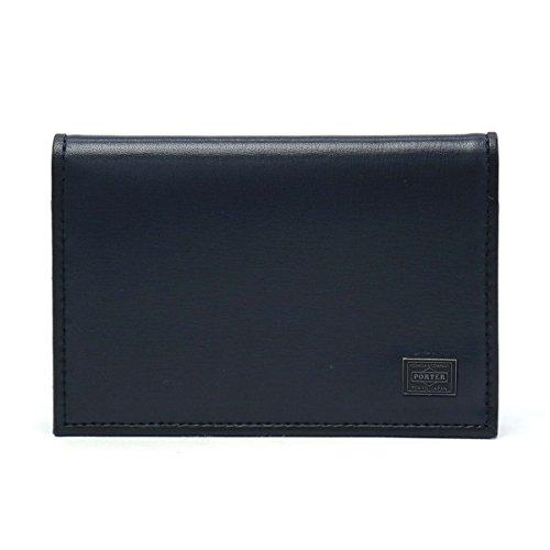 [ポーター]PORTER プリュム PLUME カードケース CARD CASE 179-03877 ネイビー/50