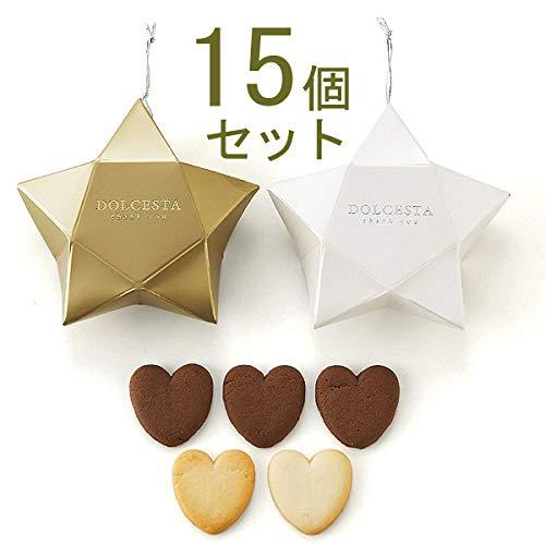 お礼 お返し プチギフト お菓子 大量 退職『DO LCES TA (ハートクッキー) 』会社 イベント ありがとう 感謝 個包装 業務用 結婚式 子供(15個セット)