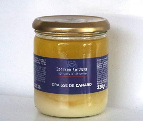 Entenfett Entenschmalz Graisse de Canard Edouard Artzner Feyel 320g Glas