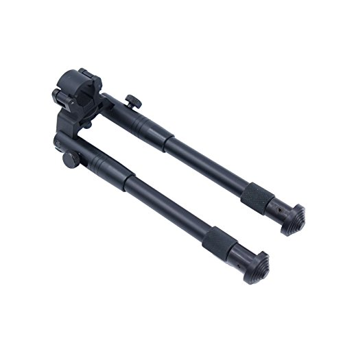 Mestart Tactical Dragon Claw Clamp-on Barrel Bipod for Airsoft Rifle Sniper