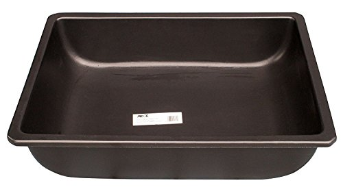 Argee RG175 Mixer tub, 7 Gallon, Black