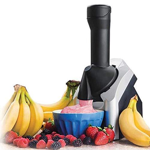 Frozen Yogurt macchina del gelato Sorbetto Sorbetto, elettronica creatore di gelato, portatile, domestica Usa, con conto alla rovescia, for Frutta congelata dessert, un solo pulsante di controllo, fac