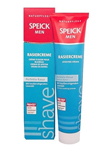 Speick: MEN Rasiercreme 5er Pack (5x75 ml)