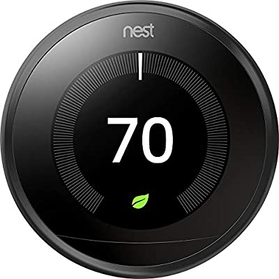 Google, Nest Learning Thermostat, 3rd Gen, Smart Thermostat