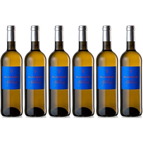 Belondrade Quinta Apolonia Vino Blanco - 6 Botellas - 4500 ml