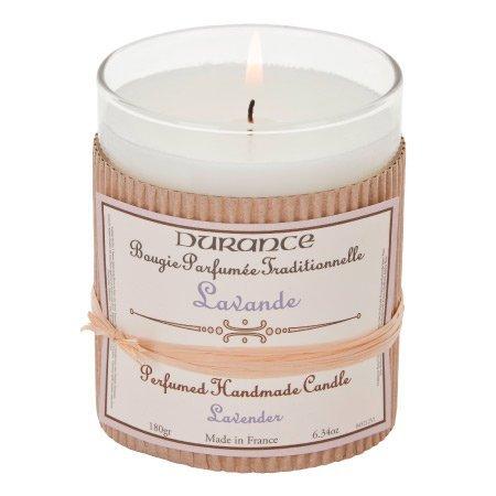 DURANCE Bougie Parfum Lavande