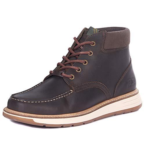 Heren Barbour Harwood Derby lopen buiten wandelen leer laarzen EU 40-47