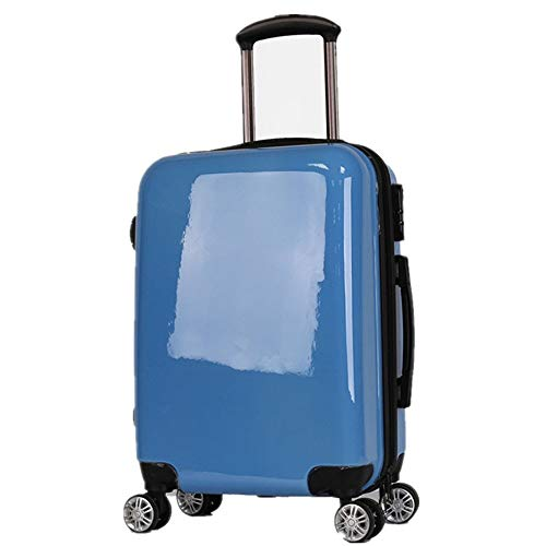 Scatola di immagazzinaggio Imbarco viaggio scatola Carrello dei bagagli di ABS + PC scatola di imbarco classica morbida caso valigia bagagliaio svago 20/24/28 pollici (Dimensioni: 24) ( Size : 24 )