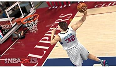 NBA 2K 13 (import version: Asia)