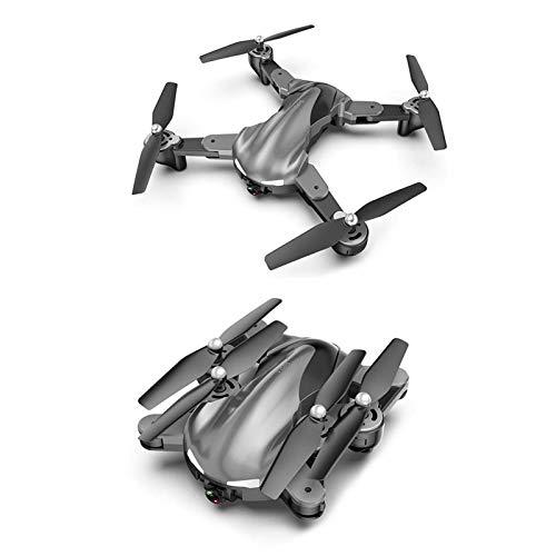 Faltbare Mini GPS-Drohne mit 1080p Wifi FPV-Kamera, Echtzeit-Kamera-Drohne mit Höhenhold, GPS-Positionierung  Ein-Knopf-Fliegen  Folgen Sie mir Modell, professionelles Hubschrauberspielzeug for Kinder