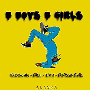 B  Boys  B Girls