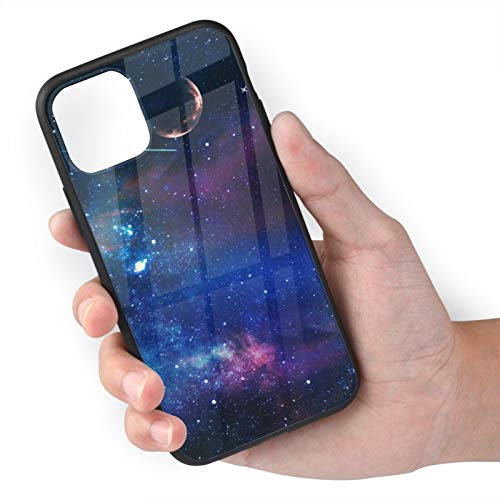 Universe Galaxy iPhone 11 Case,Anti-Yellow Slip Resistant Shockproof Cover Compatible with iPhone,Drop-Protection Fully Protective Cover Case for iPhone 11 Pro Max iPhone 11