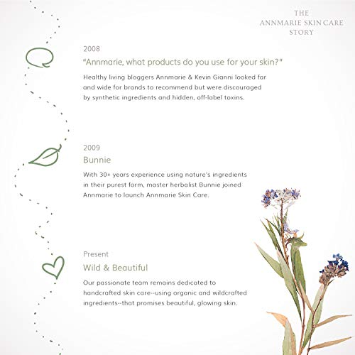 Annmarie Skin Care Citrus Stem Cell Serum - Plant Based Stem Cells with Licorice Root + Uva Ursi Extracts (15 Milliliters, 0.5 Fluid Ounces)
