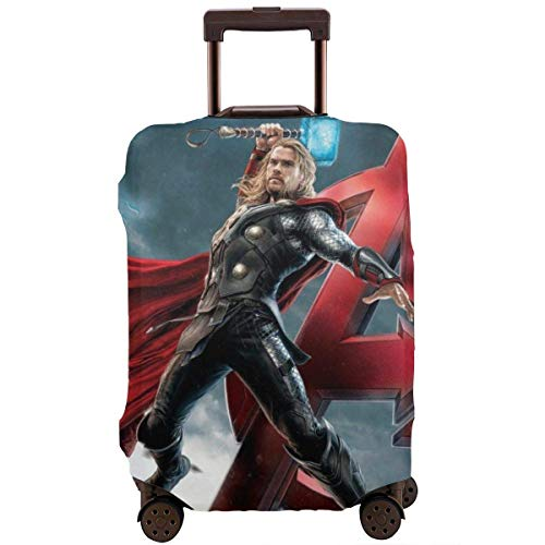 Travel Luggage Cover The Avenger Endgame Thor Suitcase Cover Protector Washable Baggage Luggage Covers