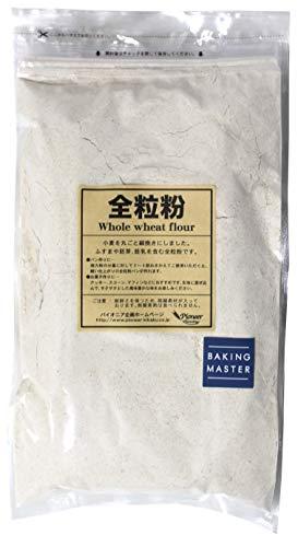 [Amazon限定ブランド]BAKINGMASTER徳用全粒粉2kg