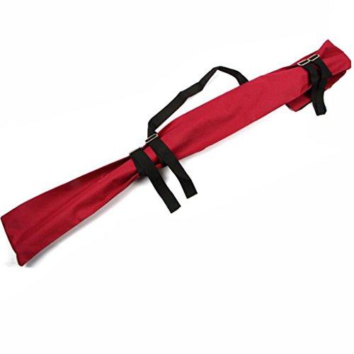 Poetic Walk Blue Exorcist Ao no Exorcist Rin Okumura Sword Bag Pro (One Size, 02-WineRed)