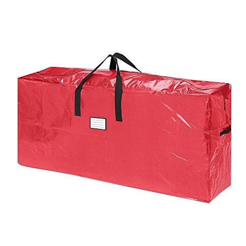 Elf Stor 83-DT5511 Premium Red Christmas Bag Holiday ...