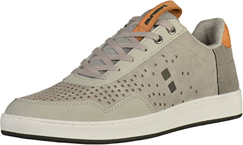 Mundart 117-MDZ Herren Sneakers Grau, EU 44