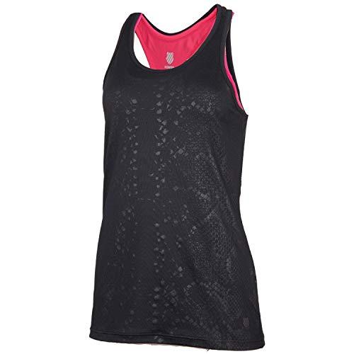 K-Swiss KS TAC Hypercourt Express Camiseta de Tenis, Mujer,...