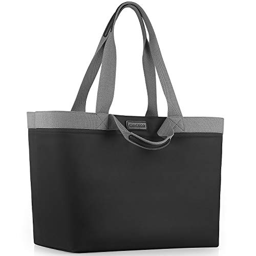 CHICECO Extra Large Women's Tote Bag for Work Beach Travel Utility Bag -...