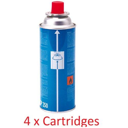 Campingaz CP250 Gas Cartridge - Blue, 250 x 4 g