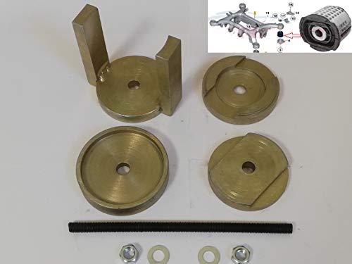 Für BMW Serie 5 6 7 Hinterradaufhängung Buchsenausdreher Demontage Installation Ersatz Werkzeug