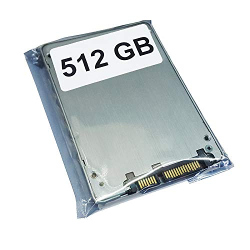512GB SSD Festplatte, Alternative Komponente, passend für Toshiba Satellite C70D-B-34U