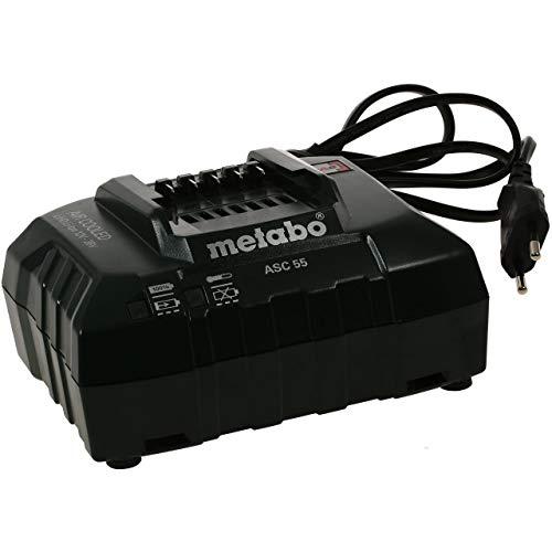 Powery Metabo Cargador ASC30-36V Original