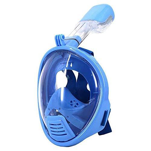 APKL Schnorchelmaske für Kinder, 180 °...