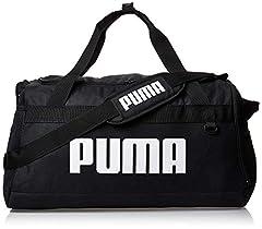 Idea Regalo - PUMA Challenger Duffel Bag S, Borsone Unisex Adulto, Black, Taglia Unica