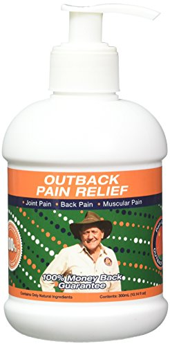Outback Pain Relief - Extra Strength All Natural Topical Oil Pain Reliever - Safe to Use On Back, Neck, Knee,...