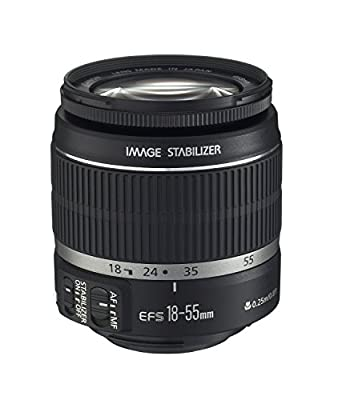Canon EF-S 18-55mm f/3.5-5.6 IS II SLR Lens White Box by Maplewood Sourcing