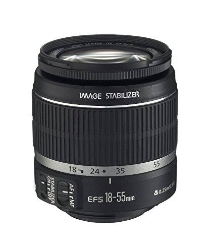 Canon EF-S 18-55mm f/3.5-5.6 IS II SLR Lens White Box