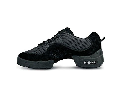 Bloch Boost DRT - Zapatillas de deporte unisex para adultos, color Negro, talla 33.5 EU