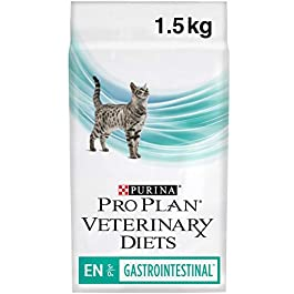 PURINA PRO PLAN VETERINARY DIETS Feline EN St/Ox Gastrointestinal Dry Cat Clinical Diet