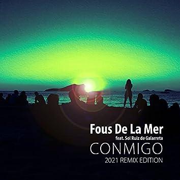 Conmigo (2021 Remix Edition)