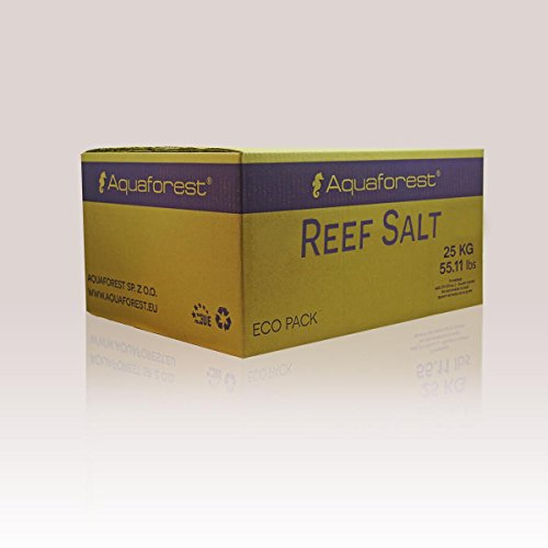 Visit the Aquaforest Reef Salt, 25 kg on Amazon.