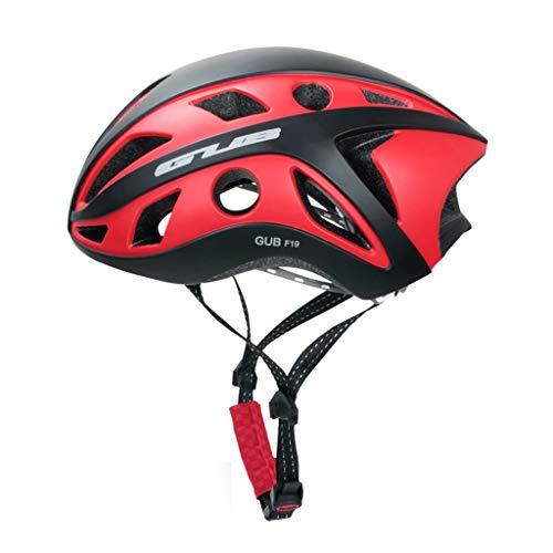 Lilongjiao Casco Premium para Bicicleta de Aire, Acolchado y Ajustable - Tamaño...