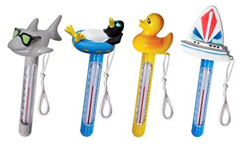Wall Clock Thermometer Combo Hummingbird Sunflower Swimline 9260