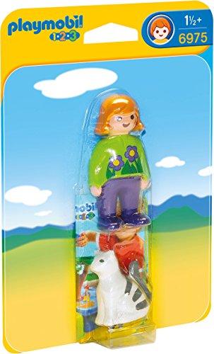 Playmobil 6975 - Frau mit Katze