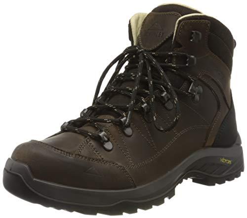 McKINLEY Wanderschuhe-303288, Chaussure de Marche Homme, Brown, 40 EU