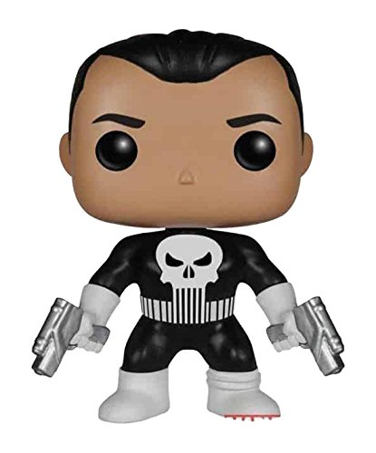 Funko POP! Marvel: El Castigador