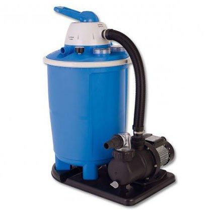 Sandfilteranlage Flow 7, Leistung 7,0m³/h