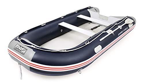 Bestway Hydro-Force Sportboot-Set Sunsaille, für 6 Erwachsene, 380 x 180 x 46 cm