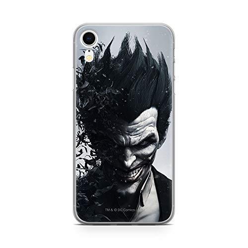 Ert Group WPCJOKER463 Custodia per Cellulare DC Joker 002 iPhone XR