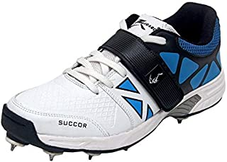 ZIGARO succor White Blue Full Spikes