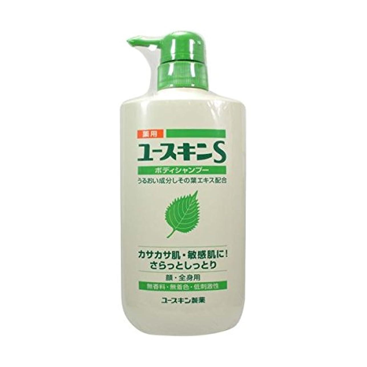 全国早熟洗剤【2個】 薬用ユースキンSボディシャンプー 500ml ×2個セット 4987353010510-2