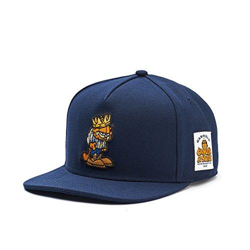 Gorra Cayler & Sons – C&S Wl King Garfield azul talla: OSFA...